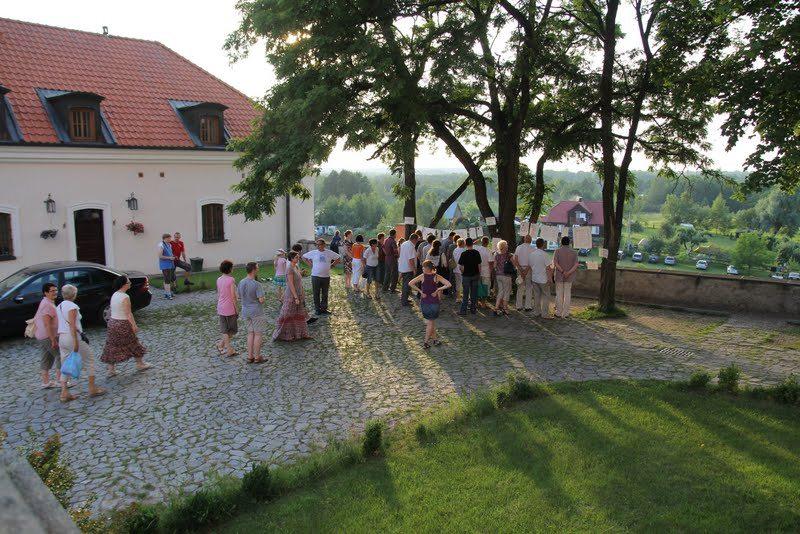 Fotorelacja Letnia Szkoła Kaligrafii i Iluminacji Wigry 2012